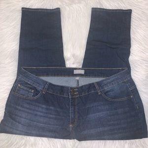 Falls Creek women size 24 jeans B